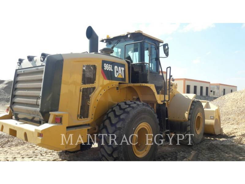 CATERPILLAR WHEEL LOADERS/INTEGRATED TOOLCARRIERS 966 L equipment  photo 1