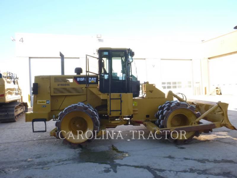 Caterpillar BULDOZERE CU ROŢI 815F2 equipment  photo 1