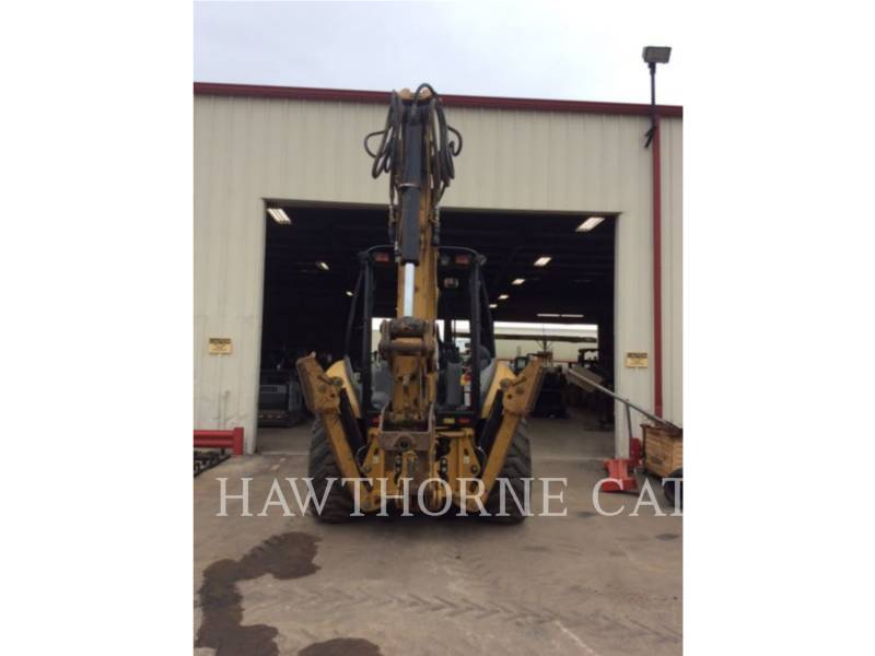 CATERPILLAR BACKHOE LOADERS 420F equipment  photo 5