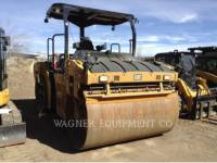 CATERPILLAR COMPACTEURS TANDEMS VIBRANTS CB66B equipment  photo 4