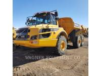 Equipment photo VOLVO CONSTRUCTION EQUIPMENT A30G KNIKGESTUURDE TRUCKS 1