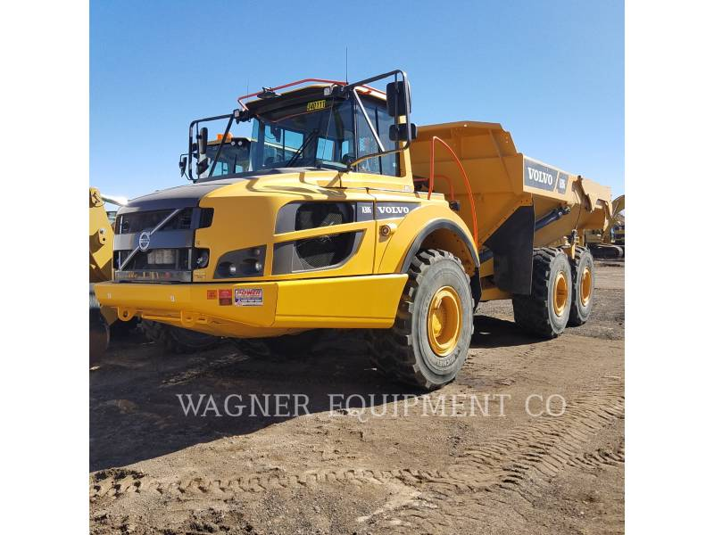 VOLVO CONSTRUCTION EQUIPMENT KNICKGELENKTE MULDENKIPPER A30G equipment  photo 1