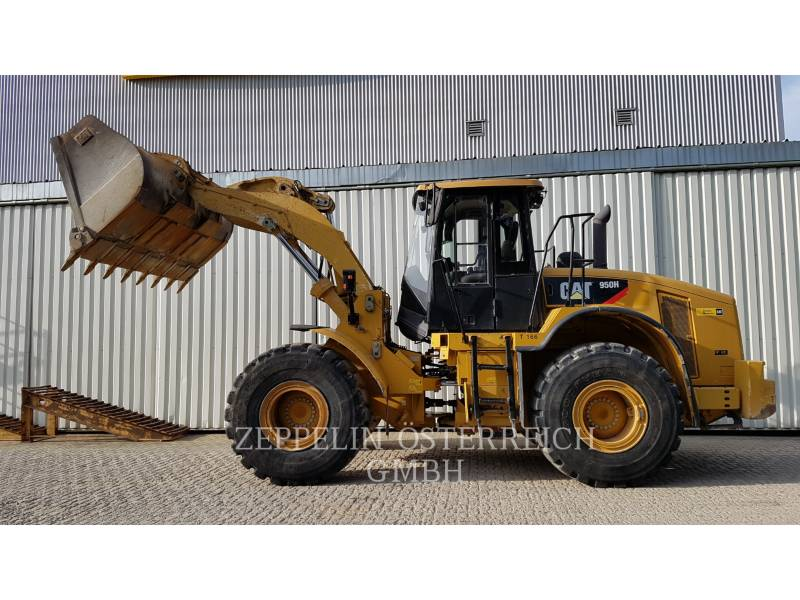 CATERPILLAR WHEEL LOADERS/INTEGRATED TOOLCARRIERS 950 H equipment  photo 22