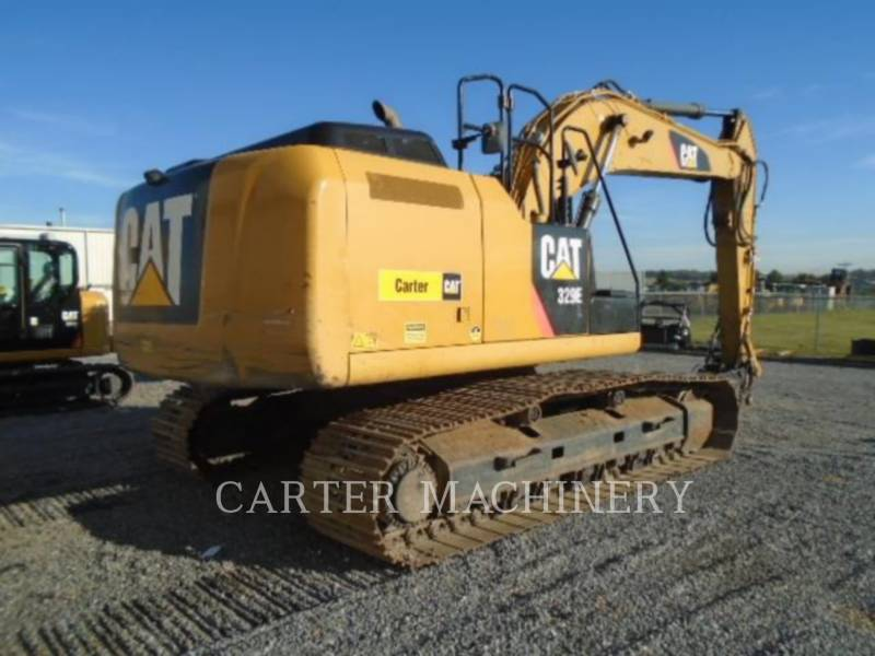 CATERPILLAR EXCAVADORAS DE CADENAS 329EL equipment  photo 2