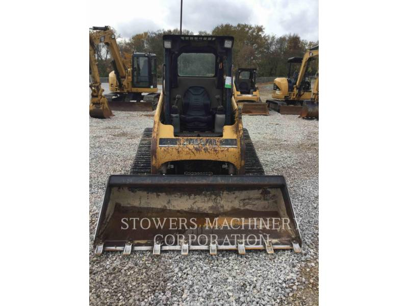 CATERPILLAR MULTI TERRAIN LOADERS 247B equipment  photo 11