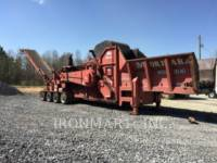 Equipment photo MORBARK 7600 CHIPPER, HORIZONTAL 1