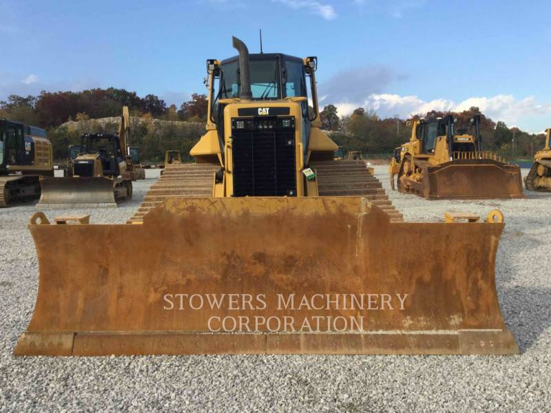 CATERPILLAR TRACTEURS SUR CHAINES D6N LGP equipment  photo 6