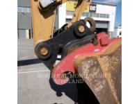 CATERPILLAR ESCAVATORI GOMMATI M313D equipment  photo 12