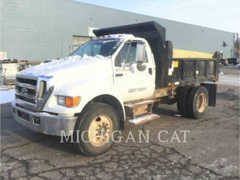 FORD TRUCK LKW F-750 equipment  photo 1
