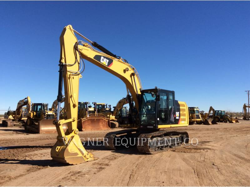 CATERPILLAR TRACK EXCAVATORS 316EL TC equipment  photo 3