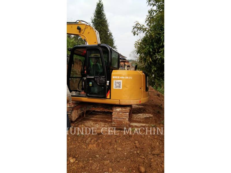 CATERPILLAR TRACK EXCAVATORS 307E2 equipment  photo 1
