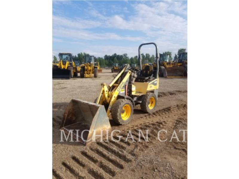 GEHL COMPANY WHEEL LOADERS/INTEGRATED TOOLCARRIERS AL140 equipment  photo 1