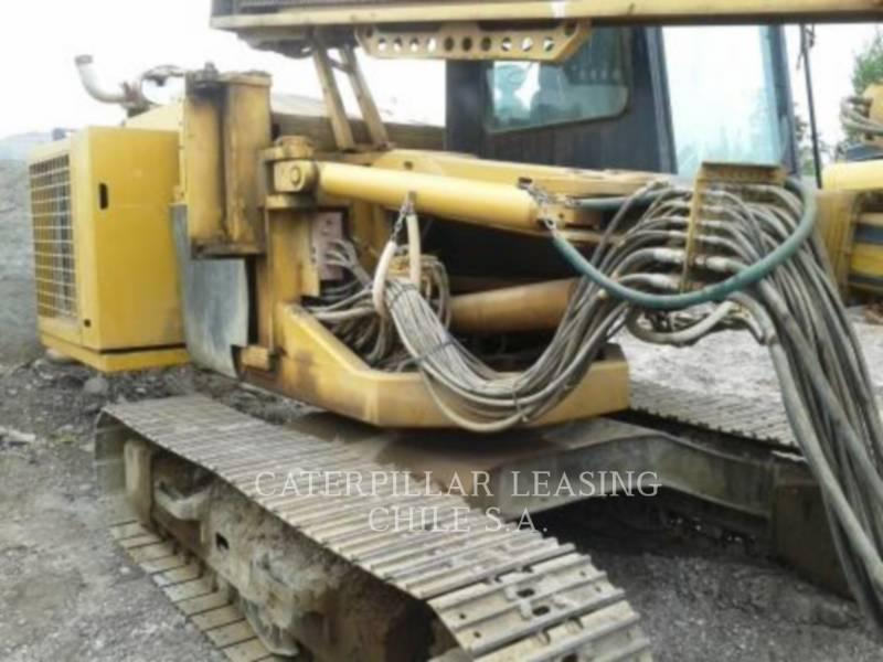 CATERPILLAR HYDRAULIC TRACK DRILLS MD5050T equipment  photo 4