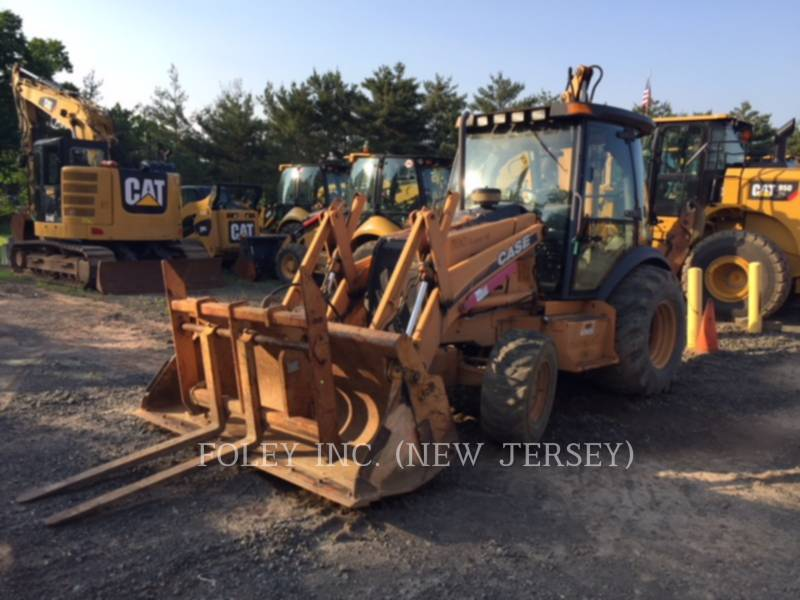 CASE BACKHOE LOADERS 590SM equipment  photo 1