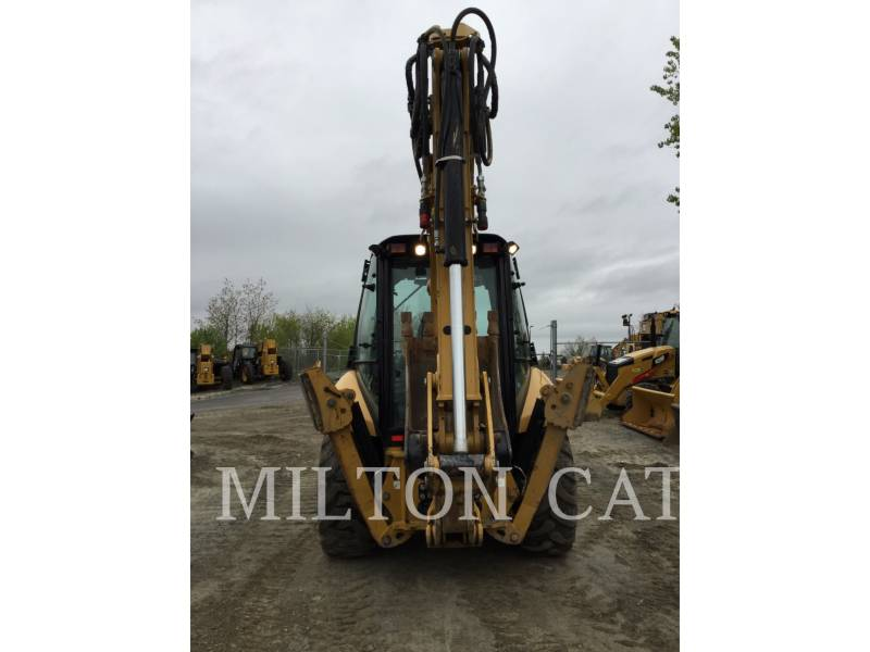 CATERPILLAR BAGGERLADER 420F IT equipment  photo 6