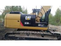 Equipment photo CATERPILLAR 320 D 2 L RUPSGRAAFMACHINES 1