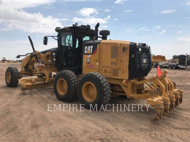 CATERPILLAR MOTORGRADER 12M3AWD equipment  photo 2