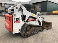BOBCAT KOMPAKTLADER T190 equipment  photo 2
