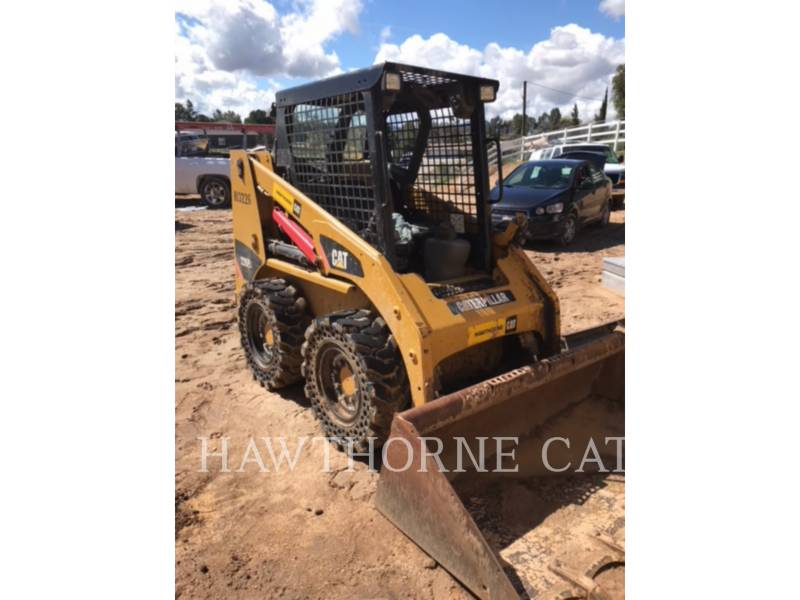 CATERPILLAR MINICARGADORAS 226 B SERIES 3 equipment  photo 1