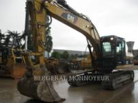 CATERPILLAR PELLES SUR CHAINES 323D equipment  photo 4