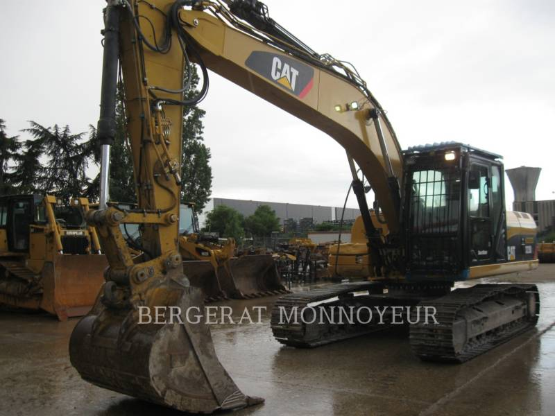 CATERPILLAR ESCAVADEIRAS 323D equipment  photo 4