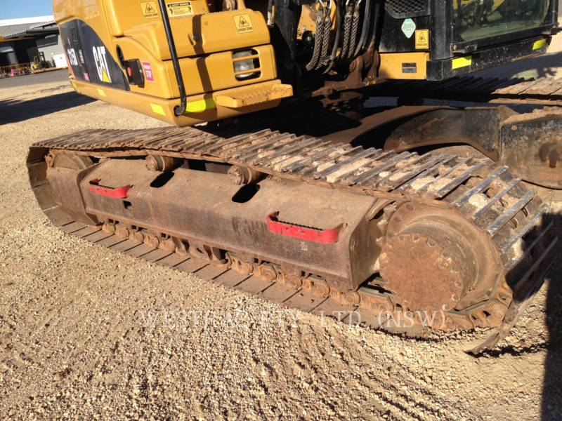 CATERPILLAR TRACK EXCAVATORS 315DL equipment  photo 8