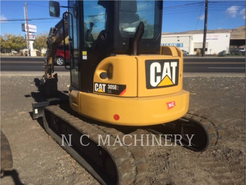 CATERPILLAR ESCAVATORI CINGOLATI 305E2CR equipment  photo 3