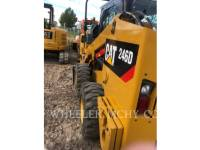 CATERPILLAR PALE COMPATTE SKID STEER 246D C3-H2 equipment  photo 5
