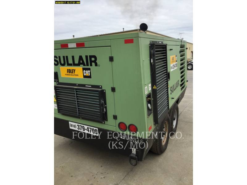 SULLAIR COMPRESSEUR A AIR 900HAF equipment  photo 4