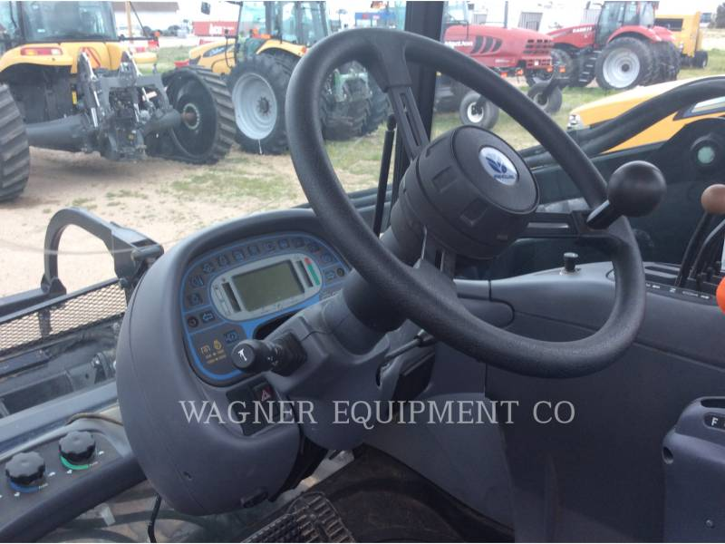 NEW HOLLAND LTD. TRACTEURS AGRICOLES TV6070 equipment  photo 11