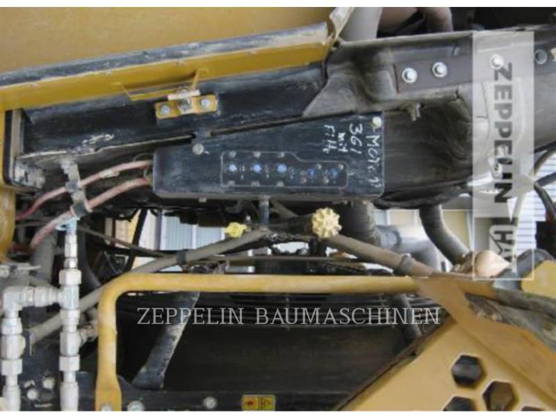 CATERPILLAR RADLADER/INDUSTRIE-RADLADER 980K equipment  photo 17
