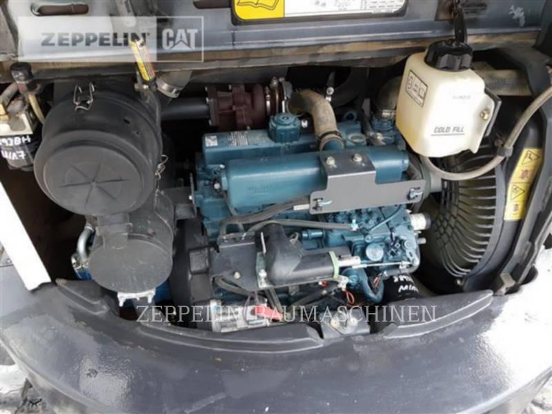 BOBCAT PELLES SUR CHAINES E50 equipment  photo 12