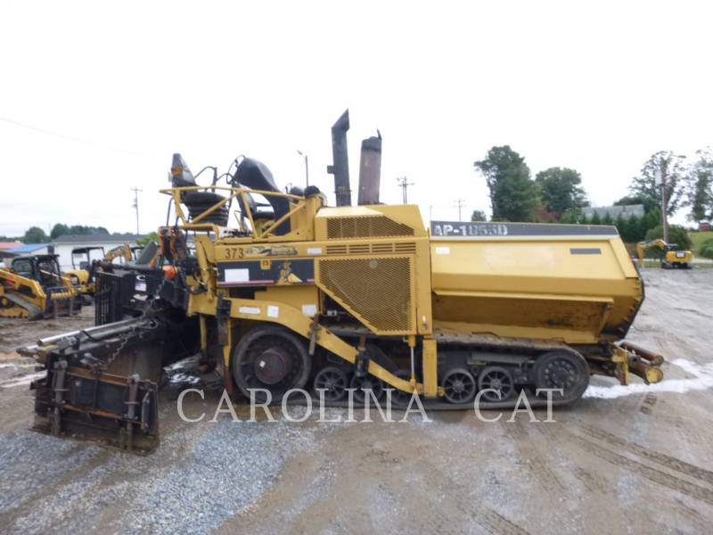 CATERPILLAR ASPHALT PAVERS AP1055D equipment  photo 5