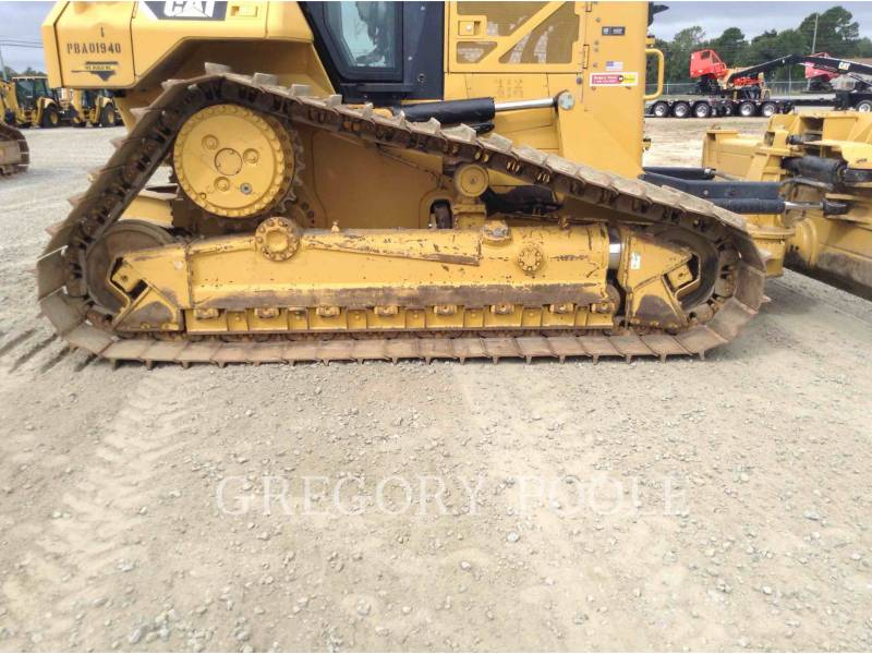 CATERPILLAR TRACTORES DE CADENAS D6N LGP C1 equipment  photo 23