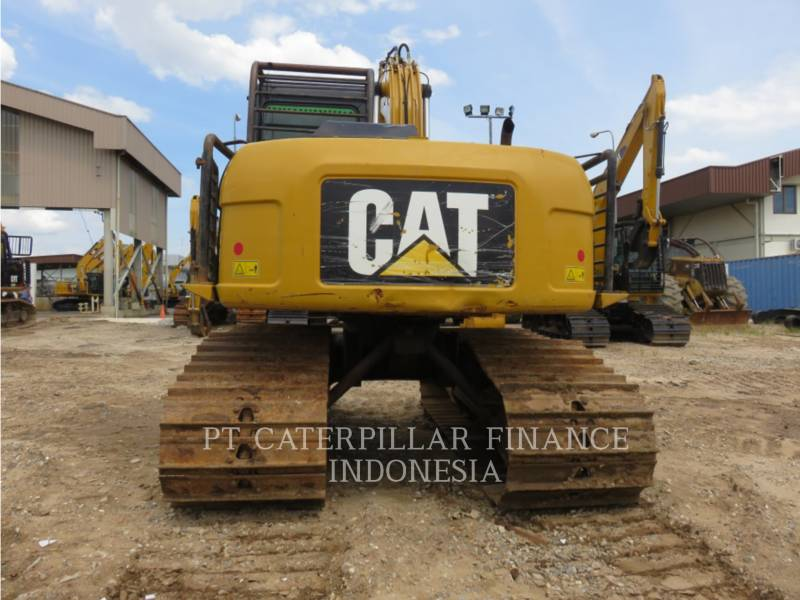CATERPILLAR EXCAVADORAS DE CADENAS 313D2LGP equipment  photo 3