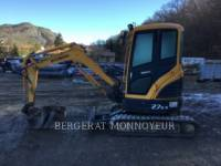 Equipment photo HYUNDAI R27Z.9 TRACK EXCAVATORS 1