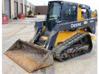 Equipment photo DEERE & CO. 333D SKID STEER LOADERS 1
