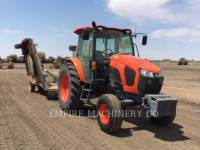 KUBOTA TRACTOR CORPORATION OUTRO M5091F equipment  photo 7