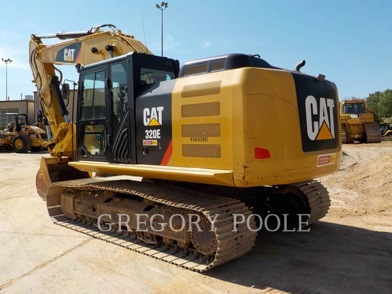 CATERPILLAR ESCAVADEIRAS 320E L equipment  photo 7