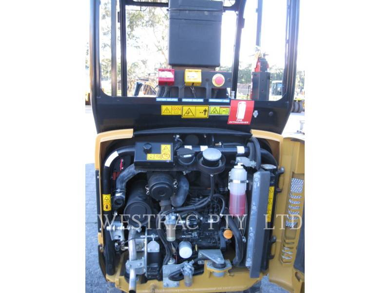 CATERPILLAR EXCAVADORAS DE CADENAS 301.4C equipment  photo 7