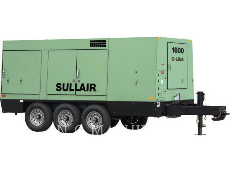 SULLAIR AIR COMPRESSOR 1600HAF equipment  photo 1