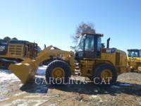 CATERPILLAR CARGADORES DE RUEDAS 924HZ equipment  photo 1