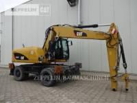 CATERPILLAR WHEEL EXCAVATORS M316D equipment  photo 3