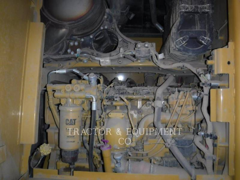 Caterpillar AUTOGREDERE 160M2 equipment  photo 6
