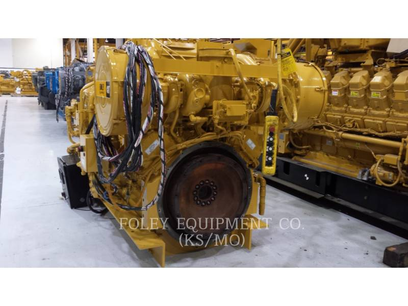 CATERPILLAR STATIONAIR - AARDGAS G3516IN equipment  photo 3
