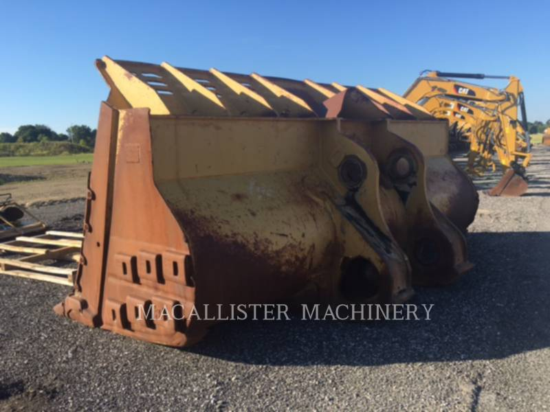 CATERPILLAR PALE GOMMATE/PALE GOMMATE MULTIUSO 992G equipment  photo 8