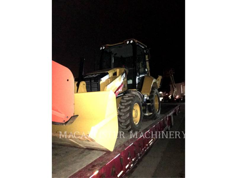 CATERPILLAR CHARGEUSES-PELLETEUSES 420 F 2 equipment  photo 2