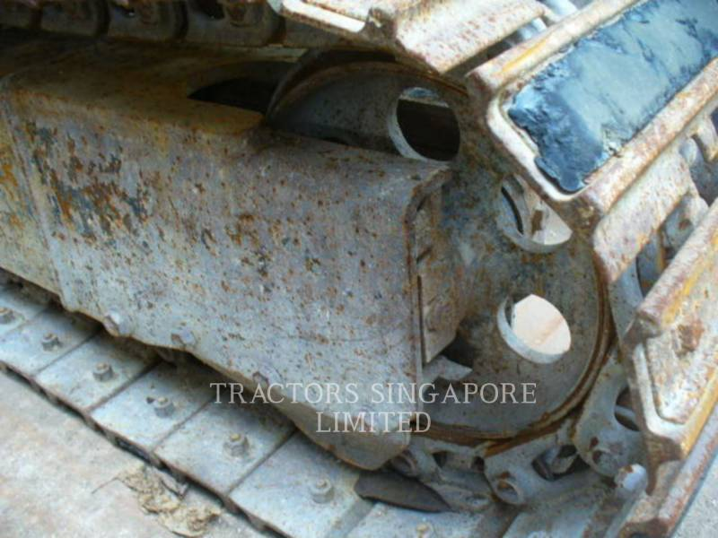 CATERPILLAR TRACK EXCAVATORS 303.5DCR equipment  photo 11