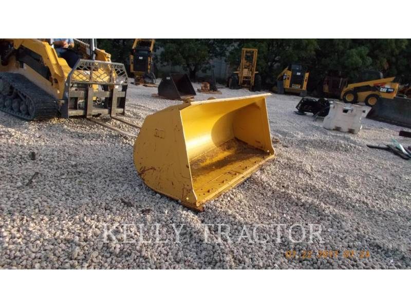 CATERPILLAR WT - バケット 1.8 CYD QC BUCKET FOR 910/914 LOADER equipment  photo 1