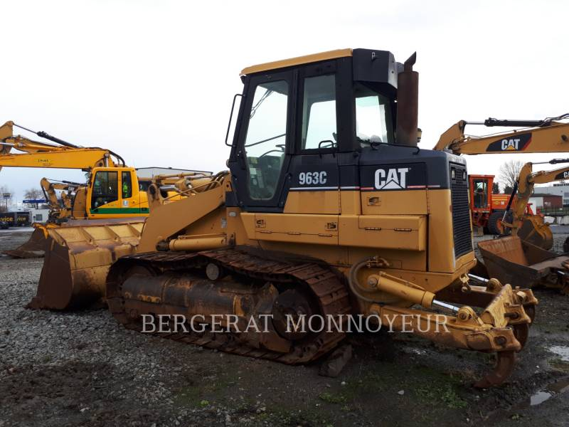 CATERPILLAR 履帯式ローダ 963C equipment  photo 2